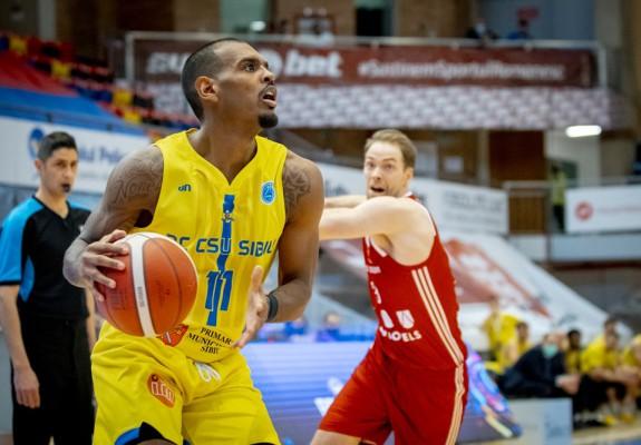 Xavier Rathan-Mayes, fostul jucător al Sibiului, și-a găsit echipă