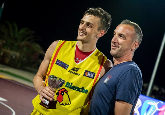 amedeo casale mvp summer league
