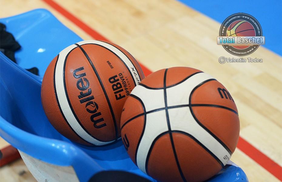 Echipa națională U18 a României a început meciurile de verificare