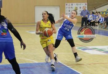 Miljana Dzombeta va juca în Spania, la Snatt's Femeni Sant Adria