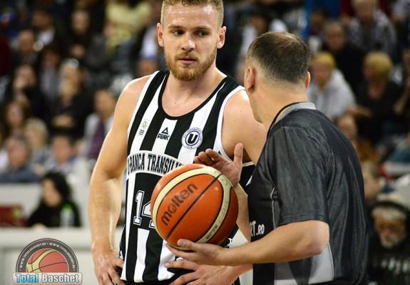 Rolland Torok este noul jucător al celor de la BC CSU Sibiu