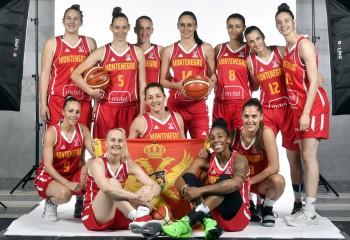 Jovana Pasic, în lotul final al Muntenegrului pentru Women's EuroBasket 2019