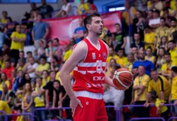 Bogdan Țibîrnă se desparte după aproape 8 ani de CSM CSU Oradea