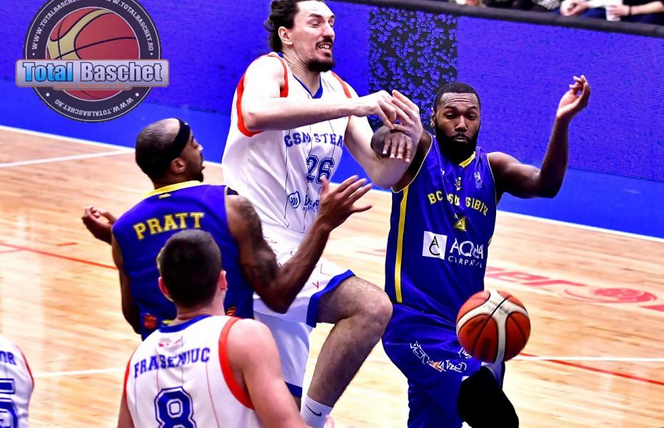 Cătălin Baciu este noul jucător al celor de la CSM CSU Oradea