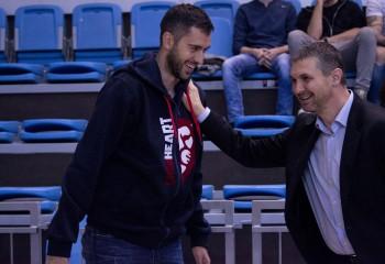 Dragan Zekovic continuă alături de CSM CSU Oradea