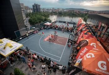 Superbet Cluj Streetball la înălțime: meciuri incadescente, finale de poveste și o mare campioană pe terenul de baschet