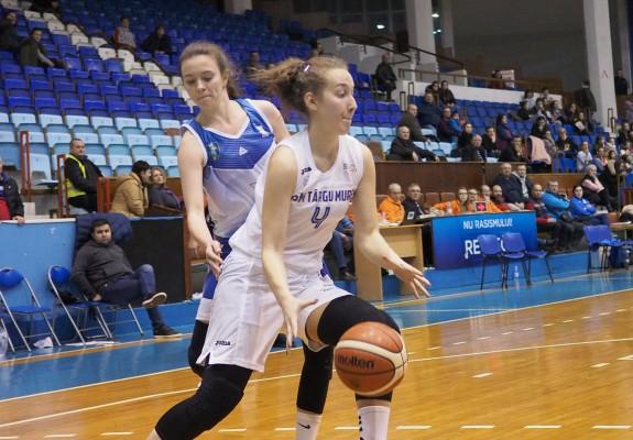 Alina Pop va juca la FCC Baschet Arad în sezonul 2019-2020