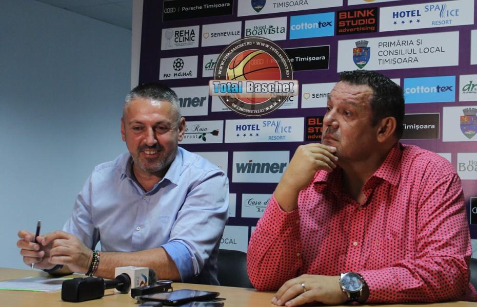 """Ilie Trițoiu: """"Pe Dragan l-am dorit și sezonul trecut, dar au fost niște mici detalii"""""""
