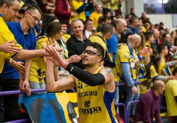 Isaiah Philmore, al doilea străin confirmat de BC CSU Sibiu