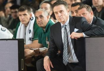 Rick Pitino se desparte de Panathinaikos după o jumătate de sezon
