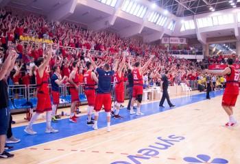 CSM CSU Oradea va juca în primul tur de calificare pentru Basketball Champions League