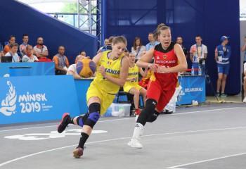 Înfrângeri usturătoare pentru naționalele României la Jocurile Europene de la Minsk