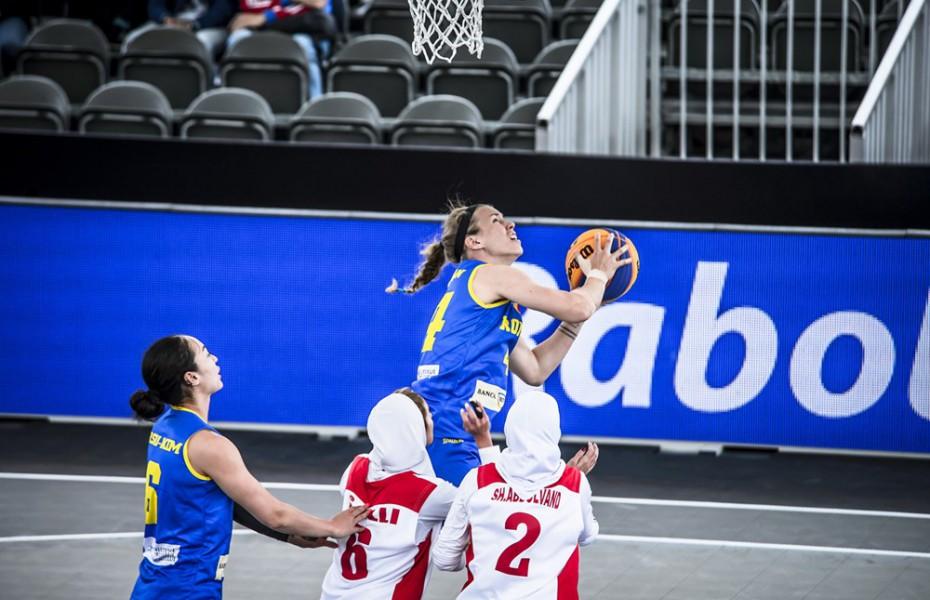 România va lupta cu China pentru un loc în semifinalele FIBA 3x3 World Cup