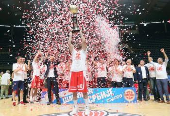 Steaua Roșie a reușit titlul 20 după un coș decisiv controversat în meciul 4 al finalei cu marea rivală