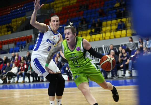 Marina Solopova părăsește Liga Națională după două sezoane în care a disputat toate finalele interne