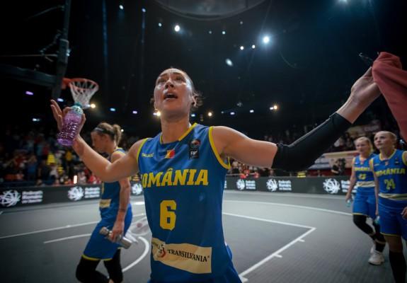 Sonia Ursu, în top 10 jucătoare de urmărit la FIBA 3x3 World Cup