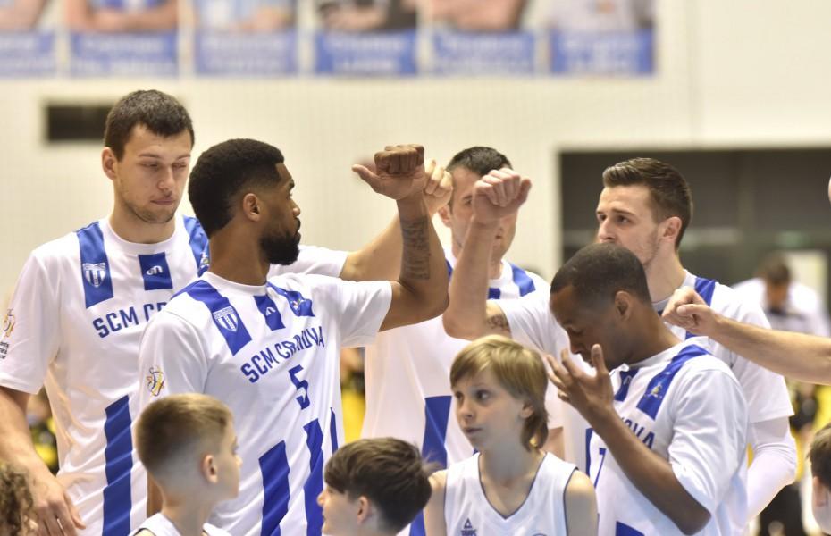SCM U Craiova va juca în FIBA Europe Cup și va debuta astfel într-o competiție la nivel continental