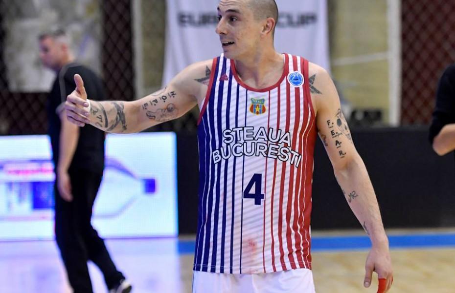Andrei Mandache, cel mai bun baschetbalist român în sezonul 2018/2019 – eurobasket.com
