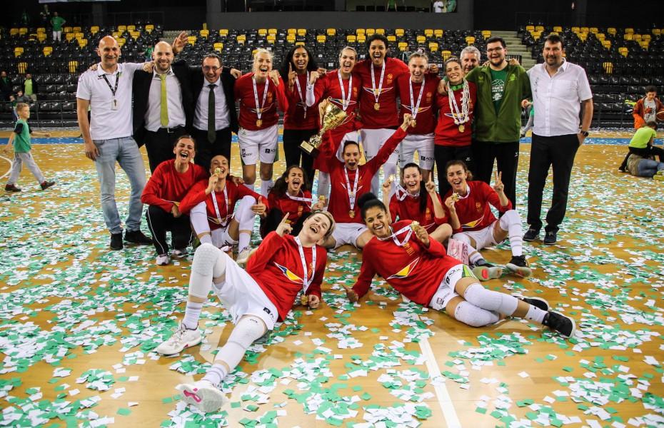 ACS Sepsi SIC păstrează 7 jucătoare din lotul care a câștigat eventul în sezonul recent încheiat