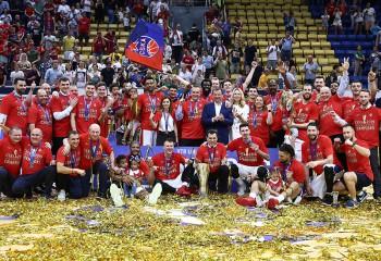 CSKA Moscova a câștigat Liga VTB în fața celor de la Khimki (Video)