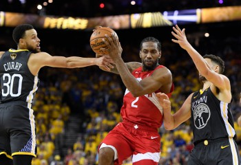 NBA: Toronto Raptors o învinge încă o dată pe Golden State Warriors și este la un pas de titlu