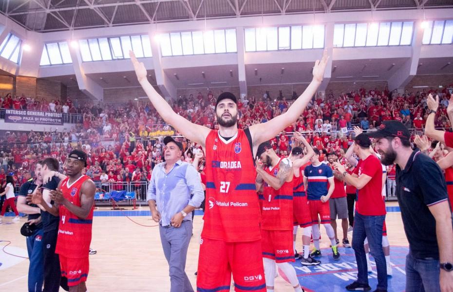 """Dragan Zekovic: """"Am inima plină de mândrie, a fost cel mai bun sezon din cariera mea"""""""