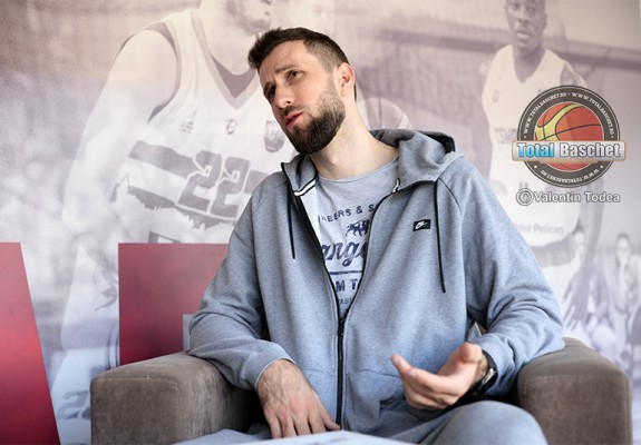 "Interview. Nikola Markovic: ""Basketball is an emotions' sport, it's an emotional roller-coaster"""
