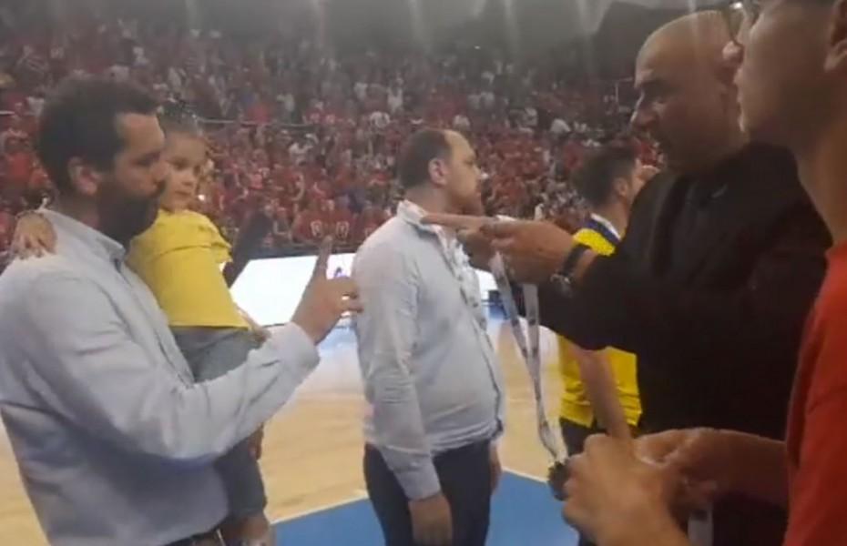 Dan Fleșeriu a refuzat medalia de argint din partea lui Horia Păun. Video