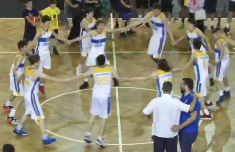 CS Otopeni a câștigat turneul final la U14 – Masculin, după finala cu U-BT Cluj-Napoca