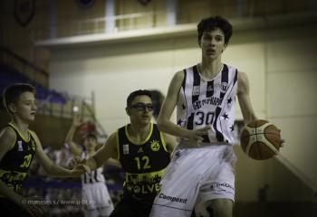 CS Otopeni - U-BT Cluj-Napoca, finala campionatului masculin U14