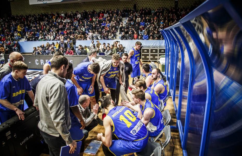 Tudor Costescu a anunțat o listă de 23 de jucători pentru precalificările FIBA EuroBasket din această vară