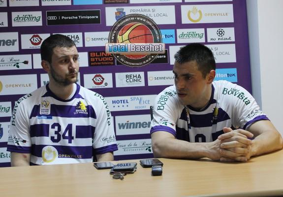 """Marko Stojadinovic: """"Este mai ușor pentru mine să joc cu Koma sau cu Bobo decât cu Vladan"""""""