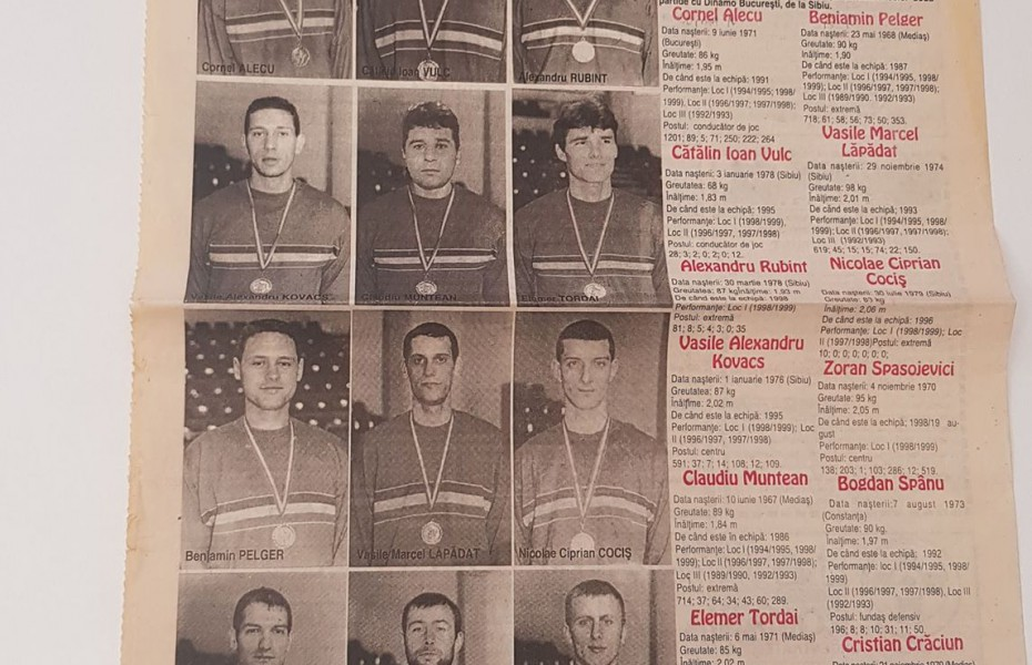 Ce se întâmpla în baschetul mondial când BC CSU Sibiu juca ultima finală de campionat