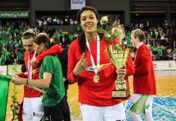 MVP Finala LNBF 2019 - Kristina Higgins