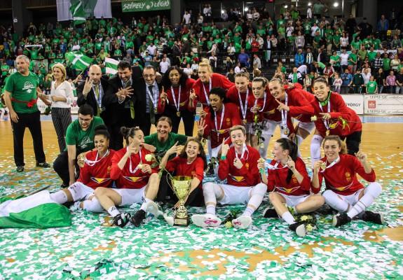 ACS Sepsi SIC Sfântu Gheorghe, campioana LNBF pentru al 4-lea an la rând