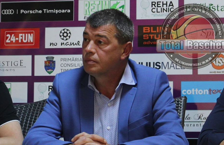 O nouă sancțiune dictată de FIBA împotriva SCM Timișoara: amendă de 25.000 CHF