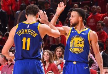 NBA: Golden State Warriors o învinge pe Portland Trail Blazers și se califică în finală