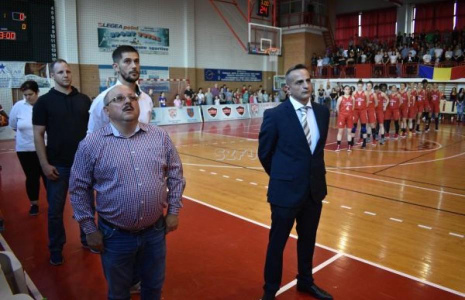"""Florin Mureșan: """"E a 4-a finală de campionat pentru CSM, dar acum suntem cel mai aproape de trofeu"""""""