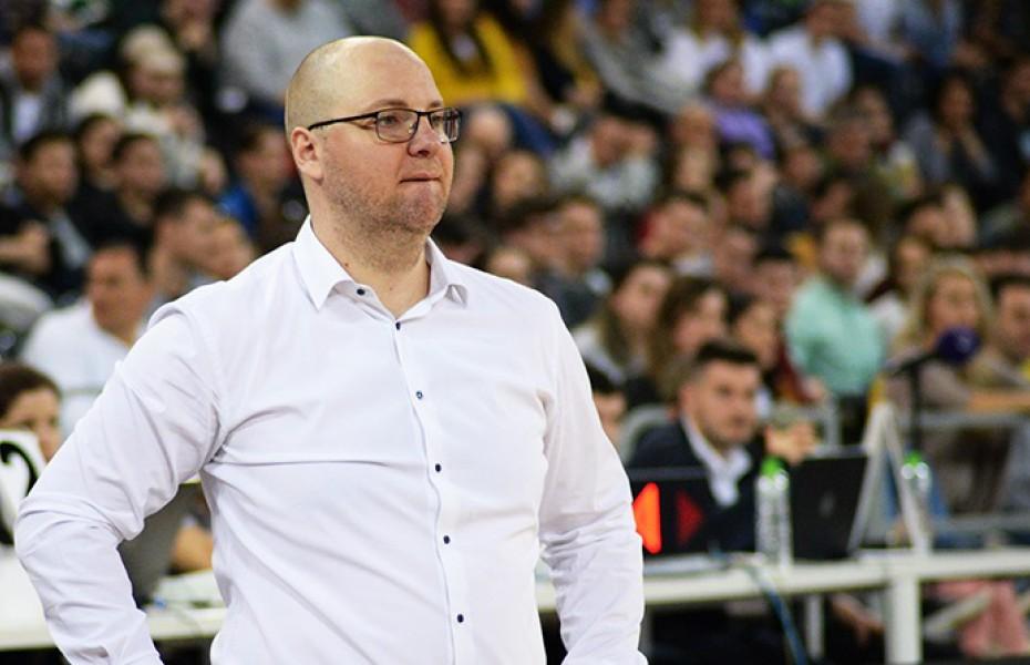 Mihai Silvășan și-a anunțat demisia de funcția de antrenor principal al lui U-BT Cluj