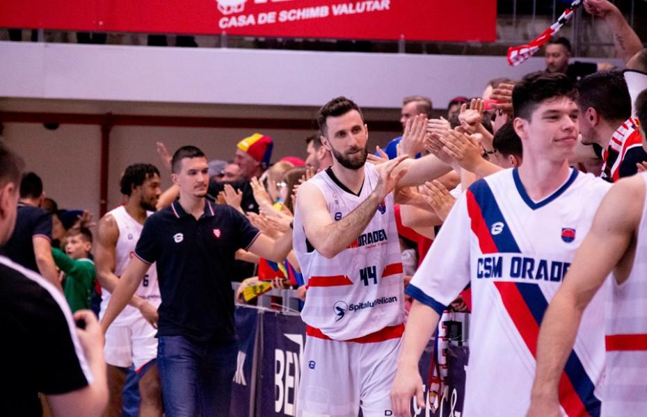 """Nikola Markovic: """"A fost un meci foarte strâns, dar am avut noroc și am reușit să îl câștigăm"""""""
