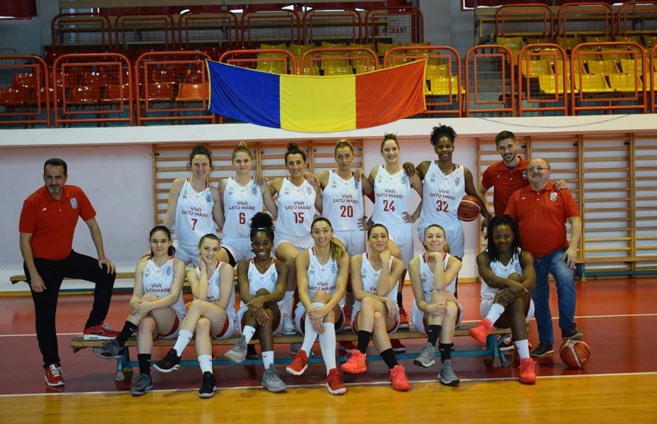 CSM Satu Mare câștigă acasă și împinge finala LNBF în meciul 4