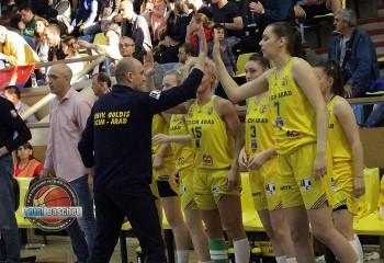 """Bogdan Bulj: """"Sunt fericit pentru jucătoare și pentru clubul meu, mult noroc tuturor în viitor"""""""