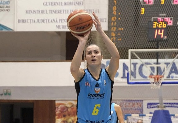 Bianca Fota a stabilit un nou record stagional de puncte al unei românce în prima grupă valorică