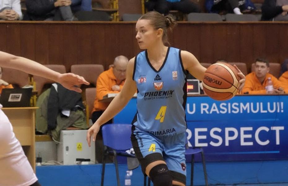 Phoenix Știința Constanța încheie sezonul pe locul 7 în LNBF și CSU CSM Oradea, pe 8