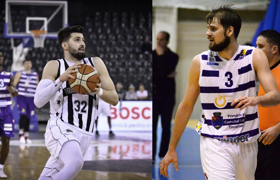 Dragoș Diculescu și Nandor Kuti, cei mai buni jucători U23 în prima rundă de playoff