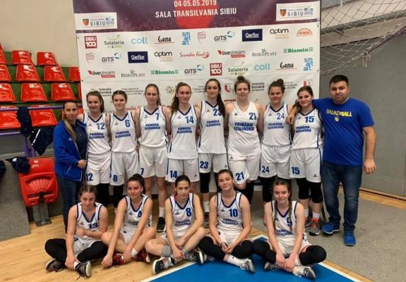 U18 feminin: CSS CSM Alexandria a câștigat titlul după o victorie cu CSS CSM Târgoviște
