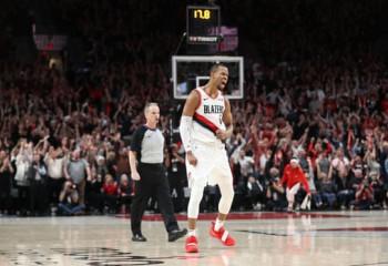 NBA: Portland Trail Blazers și Denver Nuggets au oferit o partidă istorică în Moda Center