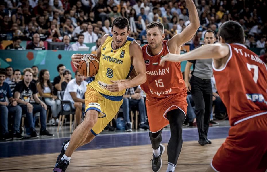 Radu Paliciuc va conduce în acest weekend selecționata României de 3x3 la turneul de calificare din Puerto Rico