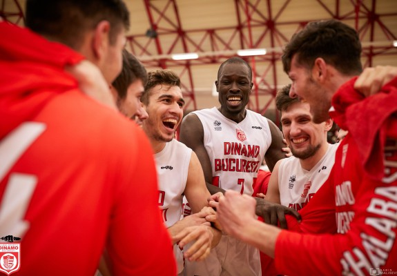 Ousmane Barro continuă la Dinamo Știința București