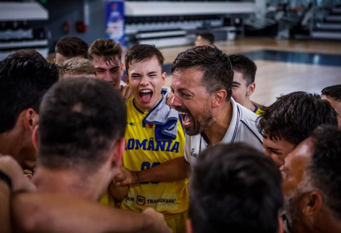 Branko Cuic, mesaj pentru elevii săi de la naționala U16